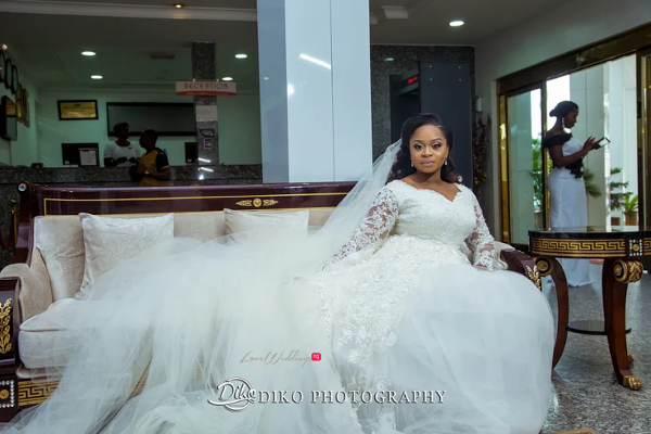 Nigerian Bride Gown Judith & Kingsley Diko Photography LoveweddingsNG