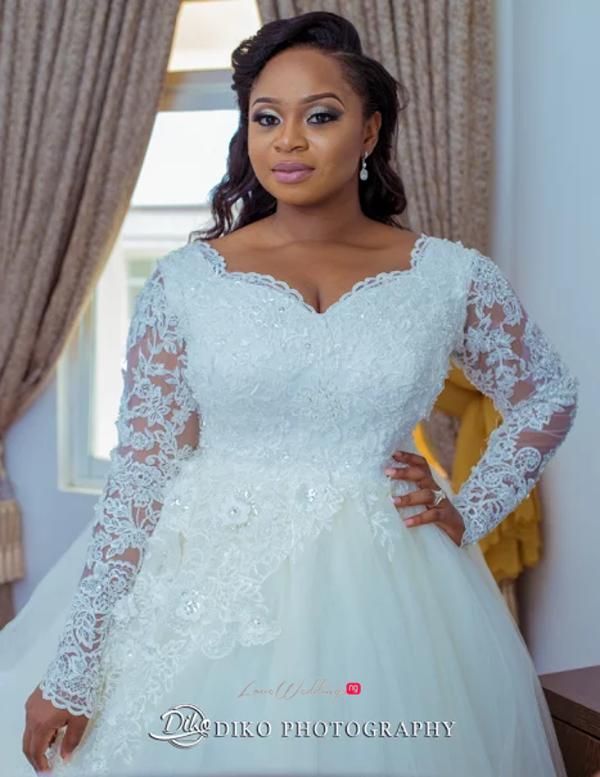 Nigerian Bride Judith & Kingsley Diko Photography LoveweddingsNG 2