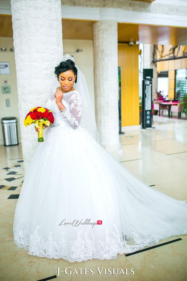 Nigerian Bride Odera & Daniel Trendybee Events LoveweddingsNG