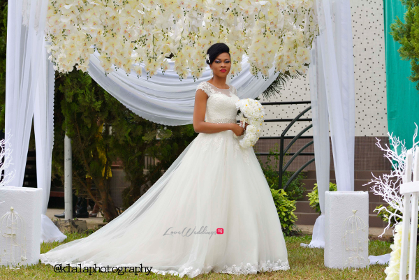 Nigerian Bride Olamide Smith Udeme Williams Klala Photography LoveweddingsNG 1