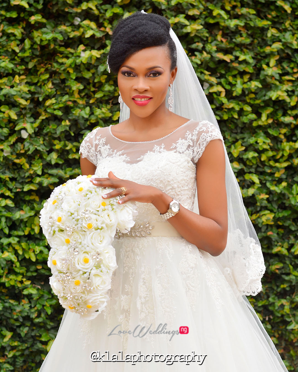 Nigerian Bride Olamide Smith Udeme Williams Klala Photography LoveweddingsNG