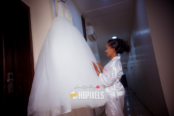 Nigerian Bride and Gown Dami and Tobi HB Pixels LoveweddingsNG