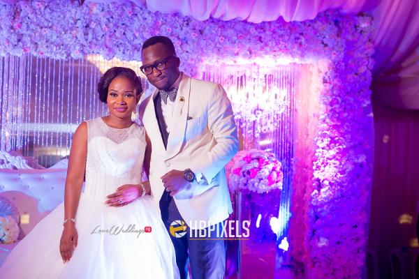 Nigerian Bride and Groom Dami and Tobi HB Pixels LoveweddingsNG 1
