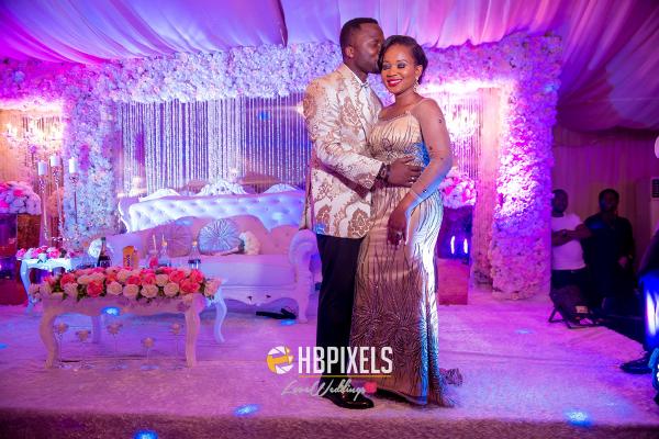 Nigerian Bride and Groom Dami and Tobi HB Pixels LoveweddingsNG 4