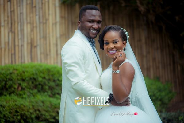 Nigerian Bride and Groom Dami and Tobi HB Pixels LoveweddingsNG