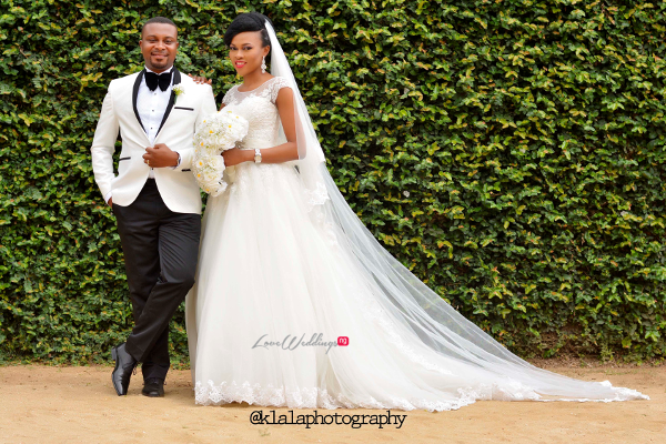Nigerian Bride and Groom Olamide Smith Udeme Williams Klala Photography LoveweddingsNG 2
