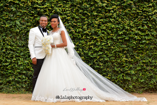 Nigerian Bride and Groom Olamide Smith Udeme Williams Klala Photography LoveweddingsNG 3