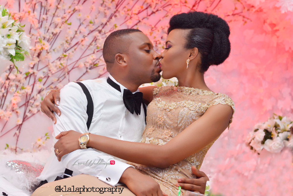 Nigerian Bride and Groom Olamide Smith Udeme Williams Klala Photography LoveweddingsNG