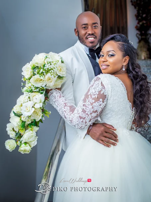 Nigerian Couple Judith & Kingsley Diko Photography LoveweddingsNG 2