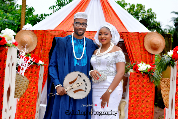 Nigerian Igbo Bride and Groom Chichi and Stan Klala Photography LoveweddingsNG 1