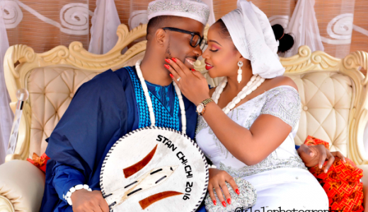 Nigerian Igbo Bride and Groom Chichi and Stan Klala Photography LoveweddingsNG 2