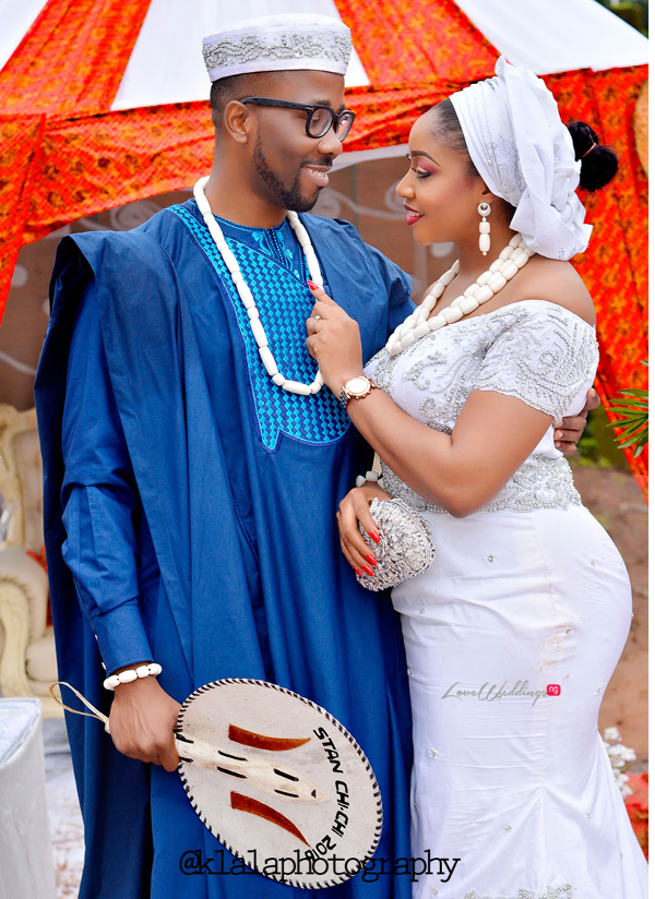 Nigerian Igbo Bride and Groom Chichi and Stan Klala Photography LoveweddingsNG