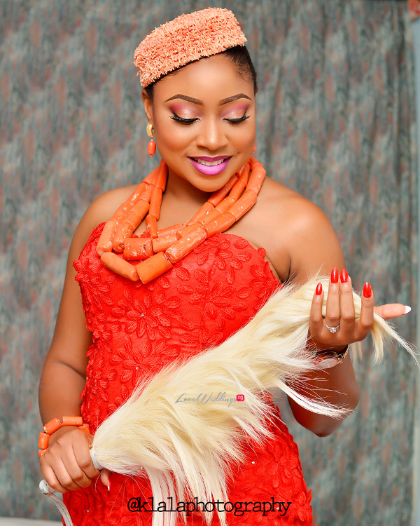 Nigerian Igbo Traditional Bride Chichi and Stan Klala Photography LoveweddingsNG
