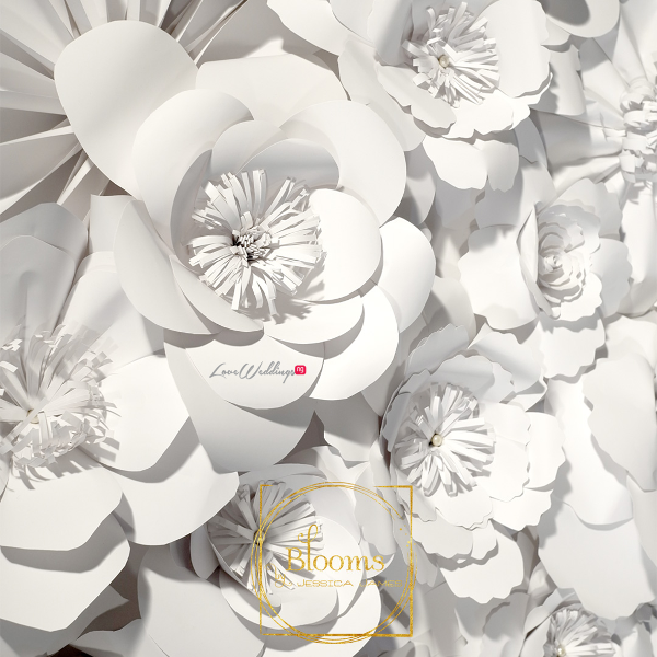Nigerian Paper Flowers Blooms by Jessica James LoveweddingsNG 4