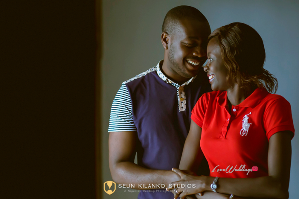 Nigerian PreWedding Seun and Tosin Seun Kilanko Studios LoveweddingsNG