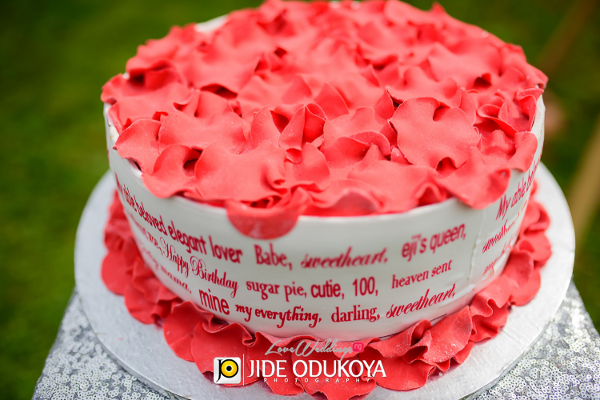 Nigerian Proposals Cake LoveBugs Proposals LoveweddingsNG