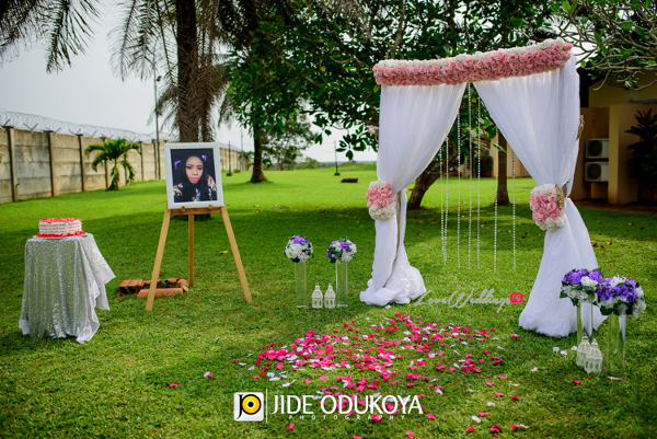 Nigerian Proposals Decor Ejike and Mabel LoveBugs Proposals LoveweddingsNG