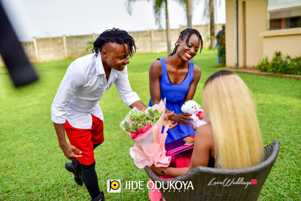 Nigerian Proposals Ejike and Mabel LoveBugs Proposals LoveweddingsNG 11