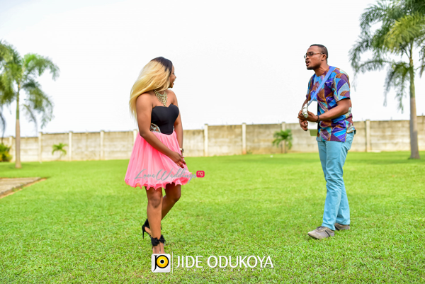 Nigerian Proposals Ejike and Mabel LoveBugs Proposals LoveweddingsNG 2