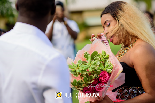 Nigerian Proposals Ejike and Mabel LoveBugs Proposals LoveweddingsNG 33
