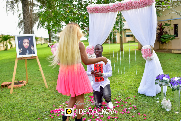 Nigerian Proposals Ejike and Mabel LoveBugs Proposals LoveweddingsNG 42