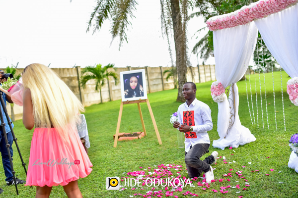 Nigerian Proposals Ejike and Mabel LoveBugs Proposals LoveweddingsNG 43