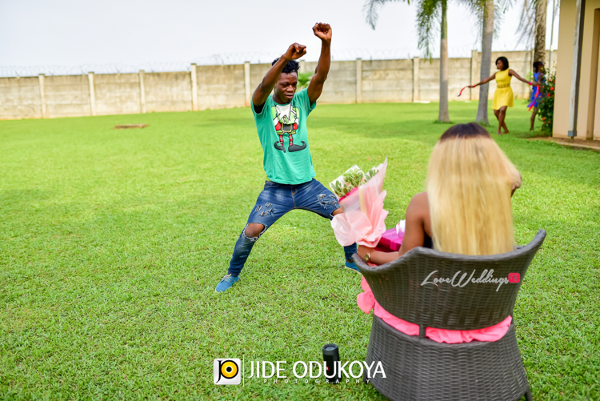 Nigerian Proposals Ejike and Mabel LoveBugs Proposals LoveweddingsNG 7