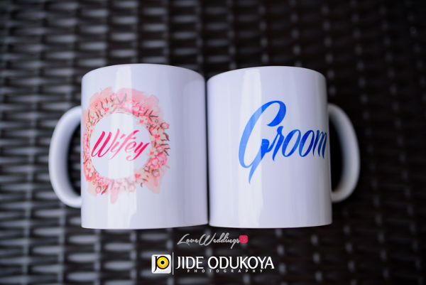 Nigerian Proposals Wifey Groom Mug LoveBugs Proposals LoveweddingsNG