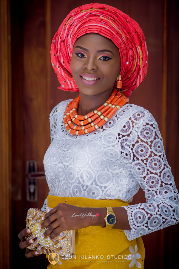 Nigerian Traditional Bride Seun and Tosin Seun Kilanko Studios LoveweddingsNG