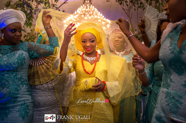 Nigerian Traditional Bride Unveiled Kunbi Oyelese Lanre Tomori LoveweddingsNG