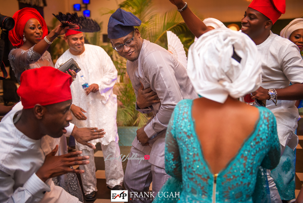 Nigerian Traditional Dance Kunbi Oyelese Lanre Tomori LoveweddingsNG