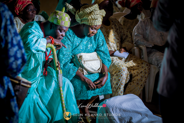 Nigerian Traditional Groom Dobale Seun and Tosin Seun Kilanko Studios LoveweddingsNG