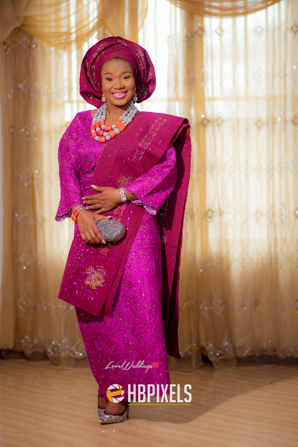 Nigerian Traditional Wedding Bride Dami & Tobi HB Pixels LoveweddingsNG 1