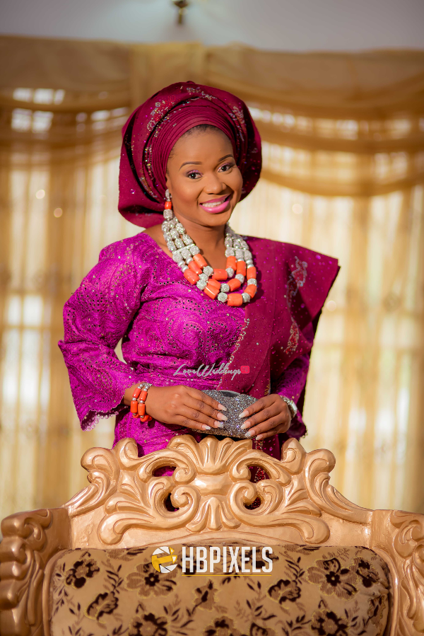 Nigerian Traditional Wedding Bride Dami & Tobi HB Pixels LoveweddingsNG 2