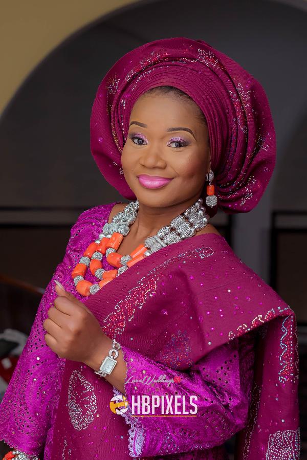 Nigerian Traditional Wedding Bride Dami & Tobi HB Pixels LoveweddingsNG 3