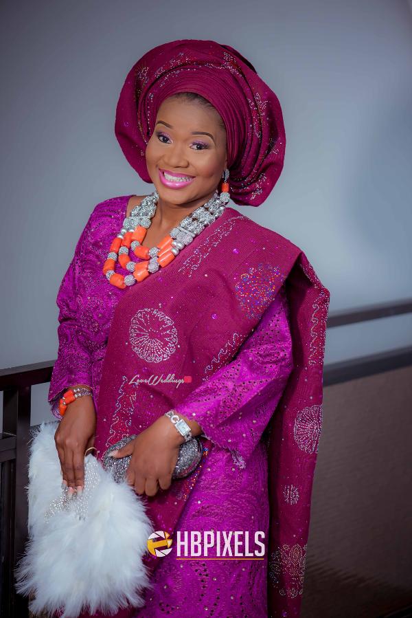 Nigerian Traditional Wedding Bride Dami & Tobi HB Pixels LoveweddingsNG 4