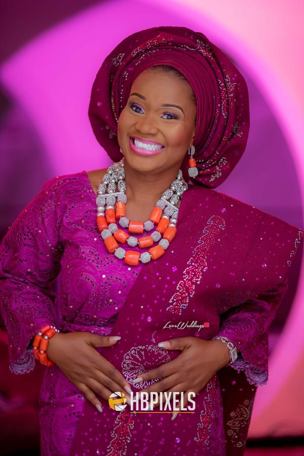 Nigerian Traditional Wedding Bride Dami & Tobi HB Pixels LoveweddingsNG 7
