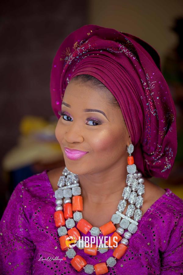 Nigerian Traditional Wedding Bride Dami & Tobi HB Pixels LoveweddingsNG8