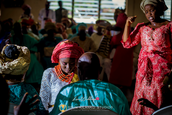 Nigerian Traditional Wedding Prayers Seun and Tosin Seun Kilanko Studios LoveweddingsNG