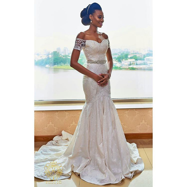 Nigerian Wedding Bride Obiageli and Chiedu Keziie LoveweddingsNG