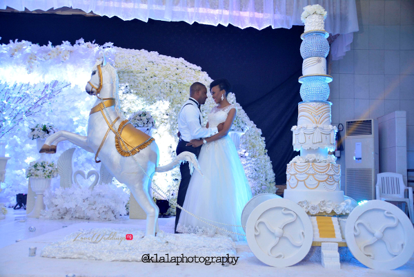 Nigerian Wedding Cake Sweet Indulgence Olamide Smith Udeme Williams LoveweddingsNG 4
