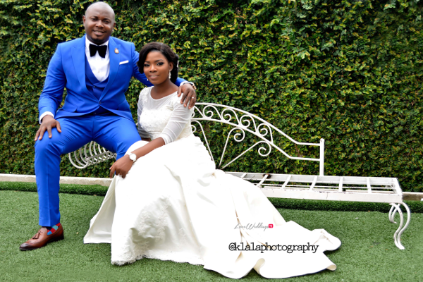 Nigerian Wedding Couple Bukky & Poju Klala Photography LoveweddingsNG 2