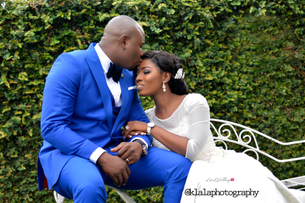 Nigerian Wedding Couple Bukky & Poju Klala Photography LoveweddingsNG 4