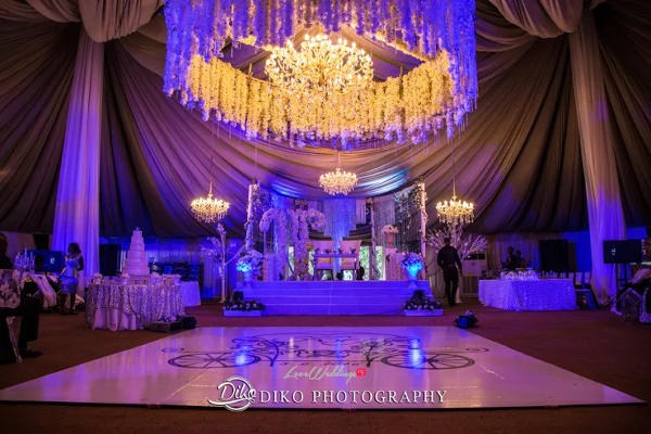 Nigerian Wedding Decor Judith & Kingsley Diko Photography LoveweddingsNG