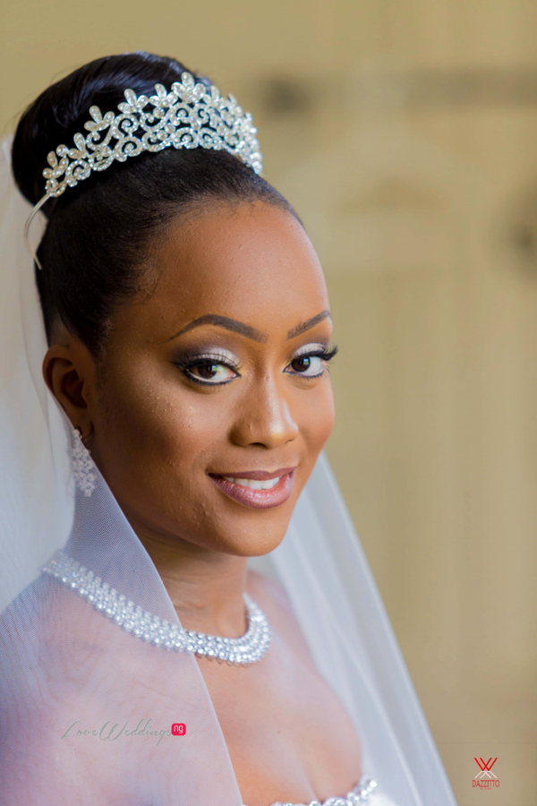 Nigerian Wedding in London Seun and Segun Bridal Makeup LoveweddingsNG Dazzitto Photography 1