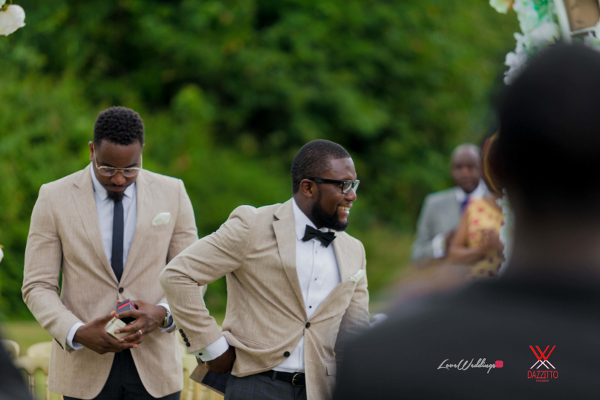 Nigerian Wedding in London Seun and Segun Groom and Groomsman LoveweddingsNG Dazzitto Photography