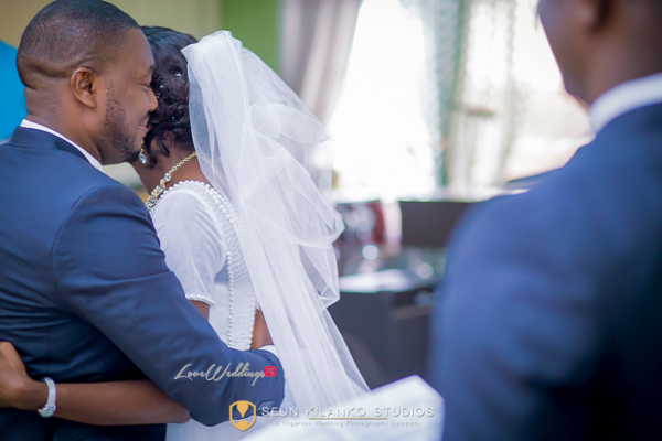 Nigerian White Wedding Bride and Groom Seun and Tosin Seun Kilanko Studios LoveweddingsNG