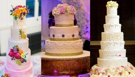 Nigerian White Wedding Cake Inspiration LoveweddingsNG