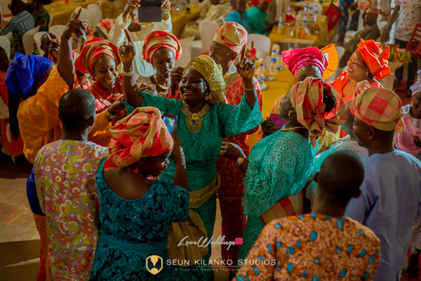 Nigerian White Wedding Dance Floor Seun and Tosin Seun Kilanko Studios LoveweddingsNG 1