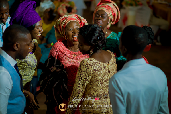 Nigerian White Wedding Dance Floor Seun and Tosin Seun Kilanko Studios LoveweddingsNG